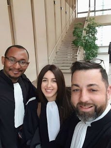 Pierre-Stanley PERONO Andréa DRAY ZENOU Laurent HOUARNER avocats HD AVOCATS au palais de justice de Créteil